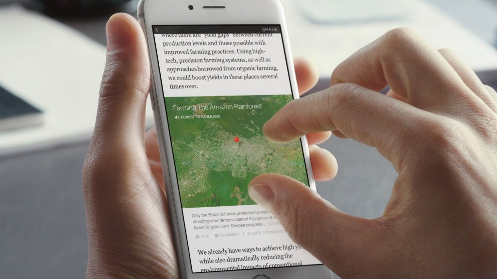 Facebook Instant Articles – Should you be using them?